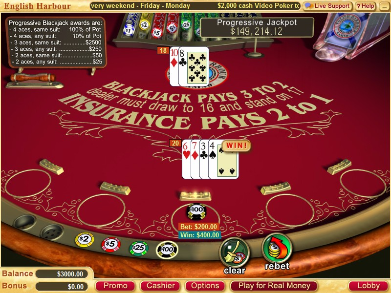 casino online in english