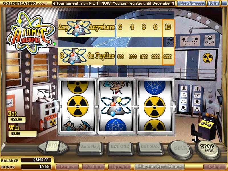 Atomik gaming casino casino offline