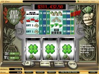 Pay Dirt Progressive Slot